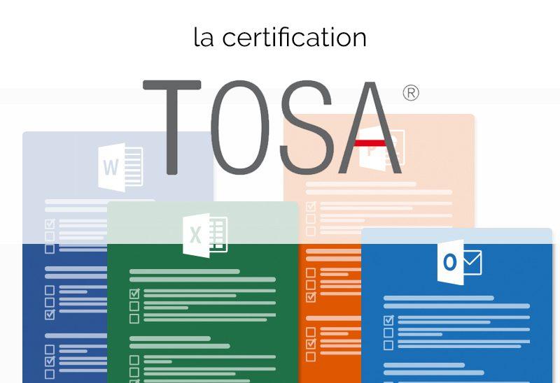 d u00e9couvrir la certification tosa
